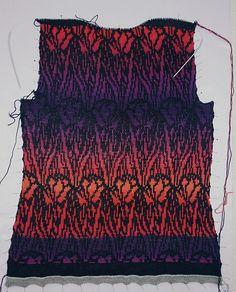 Ravelry: Floral Fabric Design pattern by Iris Bishop