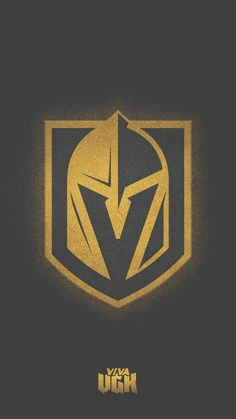Lv Golden Knights, Vegas Golden Knights Logo, Las Vegas Knights, Golden Knights Hockey, Hockey Logos, Nhl Logos, Sports Logos, Sports Teams, Iphone Wallpaper Sports