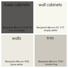 I think this is as close to the bedroom colors we wanted as possible. We'll just have to add a brown.