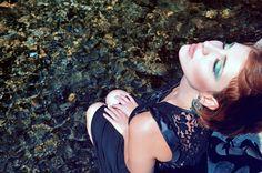 Model Virginia Galeota Make up Nastia Goliandin Photographer Maria Carmisciano