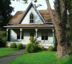 Tiny House / Casa pequeña / Casa petita