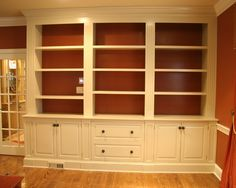 Wall Of Shelves Design, Pictures, Remodel, Decor and Ideas - page 21
