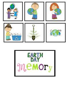 Earth Day Memory 1/2