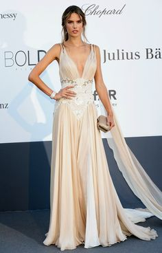 https://www.etsy.com/shop/Whitesrose Go here for your Dream Wedding Dress and Fashion Gown! -- Alessandra Ambrósio - Cannes 2013