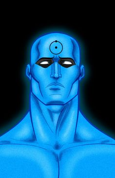 Dr. Manhattan Watchmen Series