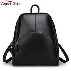School Backpacks for kids for college Leather bag. Women s ... f4f92e24f328a