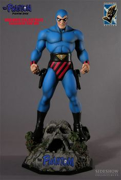 superhero statues - Google Search