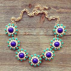 pree brulee Roman Treasure Necklace