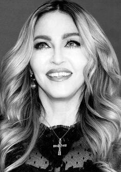 In Madge we trust.  Madonna is such an amazing woman. She's truly remarkable.