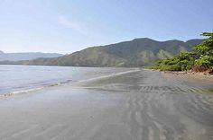 Praia do Porto Novo, Caraguatatuba (SP)