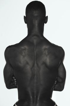 "black-boys: "" Adonis Bosso by Kristiina Wilson "" BEAUTY is……….No.18"