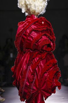 Comme des Garcons, Spring/Summer 2015, Ready to Wear