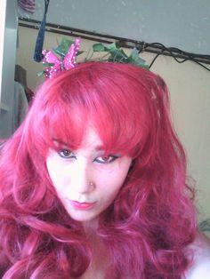 #makeup#poisonivycosplay