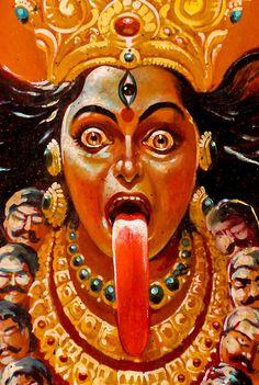 Mother Kali, Divine Mother, Indian Goddess Kali, Indian Gods, Lord Ganesha, Lord Shiva, Maa Kali Images, Kali Mata, Lord Murugan