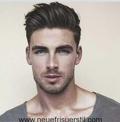 9.Coole Männer Frisur
