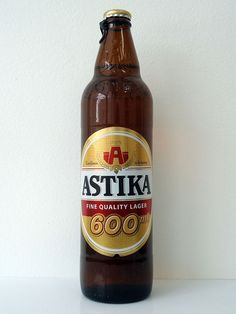 Astika is a Bulgarian beer brand made in the city of Haskovo