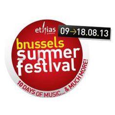 Suivez toute l'actualité du Brussels Summer Festival 2013 à la radio avec Radioline !