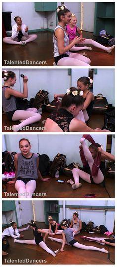 #ZieglerMackenzie dance moms S5E24