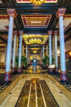 The Driskill Hotel, Austin TX