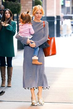 e847400bbae0 Sienna Miller Does Sparkle for Day With Gucci s Must-Have Shoe