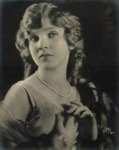 Mary Miles Minter:  Her career was ruined after the William Desmond Taylor murder in 1921.