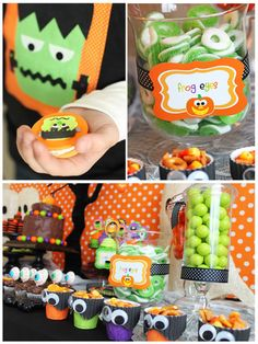 Amanda's Parties TO GO: Halloween Dessert and Party Tables