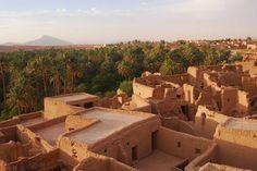 timimoun, algeria | Algeria. Timimoun – Welcome Oasis