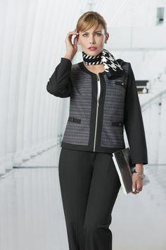 50fdd628f49 Uniformes Ejecutivos Vanity · Lo clásico no está peleado con lo moderno.  Nuevos uniformes vanity. http:/