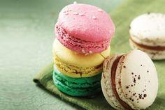 Συγκλονιστικά macarons-featured_image Pastry Recipes, Dessert Recipes, Sweet Stories, Food Categories, Christmas 2015, Pavlova, Macaroons, Biscotti, Sweet Recipes