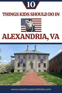 Tons of hands on history, art galleries, museums, boats and more, Alexandria has countless ways to have fun (but start with these ten ways!) Travel With Kids, Us Travel, British America, Road Trip Across America, Alexandria Virginia, Potomac River, Family Adventure, City Guides, Travel Information