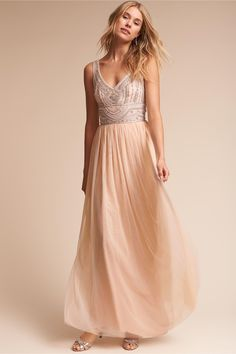 BHLDN Sterling Dress in  Bridal Party View All Dresses | BHLDN