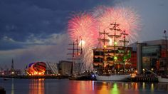 Tall Ships and Fireworks | by TBSteve