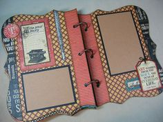 Annette's Creative Journey: Graphic 45 Typography Stamp Sets #graphic45