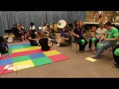 Rob Amchin—Baker University Orff—Chopstick Rondo 2015 - YouTube