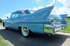 1958 Cadillac Series 62. Kult Motors
