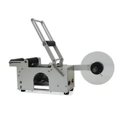 849.00$  Watch now - http://alimgv.worldwells.pw/go.php?t=32686483240 - (220V/50HZ) CapsulCN, Economical Labeling Machine for Round Bottles MT-50  849.00$