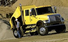 International CXT , commercial extreme truck