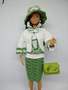 vêtement poupée mannequin Barbie 20180301