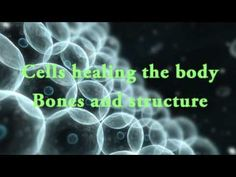 Cells healing the body - Bones and structure - Guided meditation Meditation Youtube, Meditation Videos, Healing Meditation, Meditation Music, Guided Meditation, Body Bones, Music Heals, Spiritual Health, Natural Health Remedies