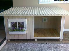 tetos para casa de cachorro - Pesquisa Google
