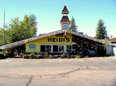 South Lake Tahoe...my sisters and brothers' favorite breakfast place...every summer..back in the day :)