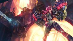 League of legends VI by ~KillerRevo on deviantART