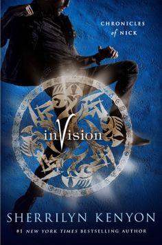 inVision - Sherrilyn Kenyon