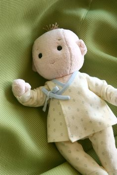 Fabric Doll Tutorial. This is so cute!!