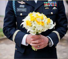 #military wedding