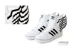 jeremy scott × adidas