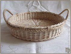 Поделка изделие Плетение Ha выставкy Бумага газетная фото 5