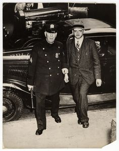 In 1935 he became a freelance news photographer. He centered his practice around police headquarters and in 1938 obtained permission to install a police radio in his car. This allowed him to take the first and most sensational photographs of news events