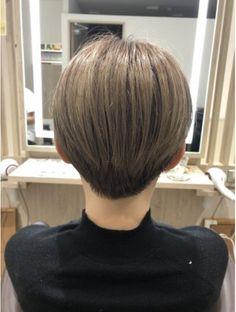 ニーフ(neaf) 大人かわいいツーブロックショート【neaf 犬塚優介】 Short Hair Dos, Cabello Hair, Shot Hair Styles, Boy Hairstyles, Pixie Cut, Hair Goals, Salons, Hair Makeup, Hair Cuts