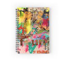 Fun In Space Spiral Notebook